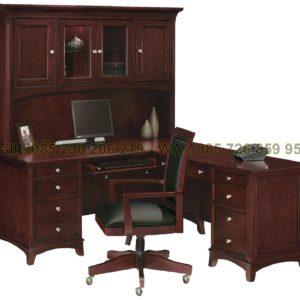 Set Meja Dan Kursi Kantor