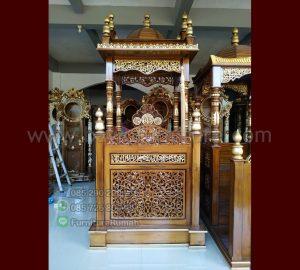 Harga Mimbar Masjid Kubah