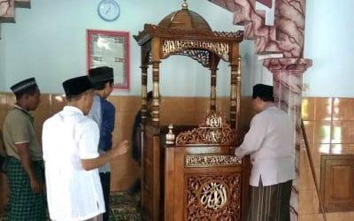 Inilah Cara Perawatan Mimbar Masjid Agar Lebih Tahan Lama