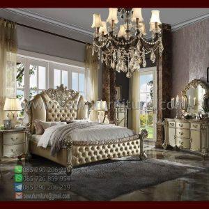 Kamar Set Mewah Eropa Style