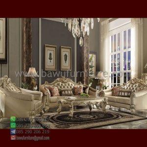 Sofa Tamu Mewah Dan Elegan