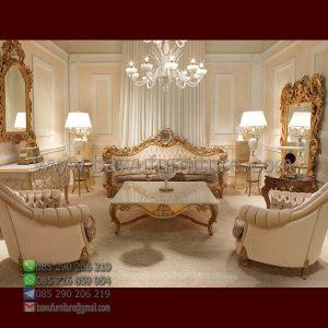 Sofa Tamu Mewah Italia