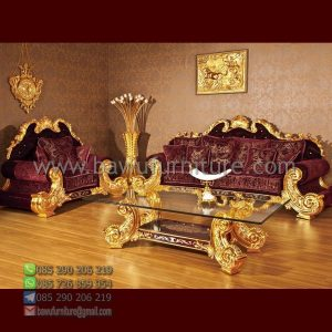 Sofa Tamu Mewah Jackson