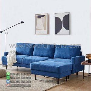Sofa Tamu Sudut Minimalis