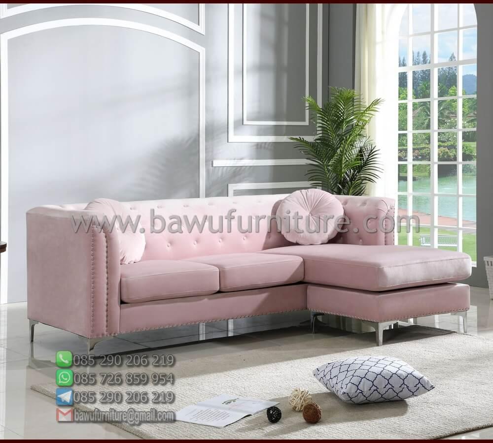 Sofa Tamu Sudut Terbaru