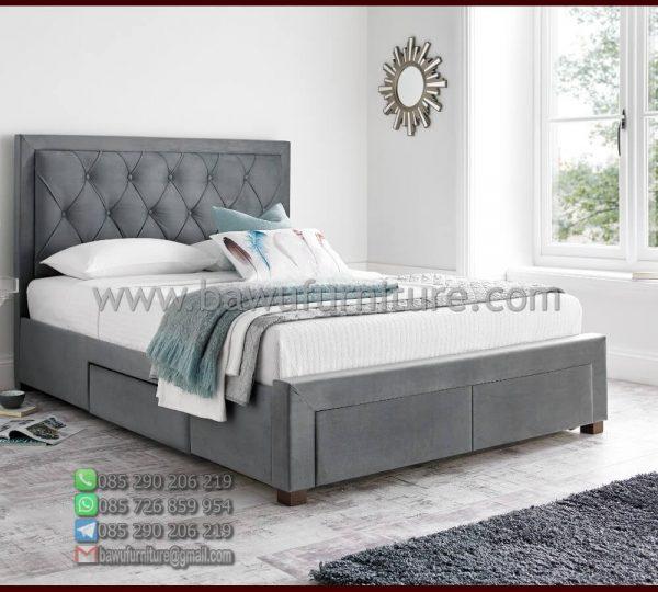 Tempat Tidur Minimalis Jok Laci