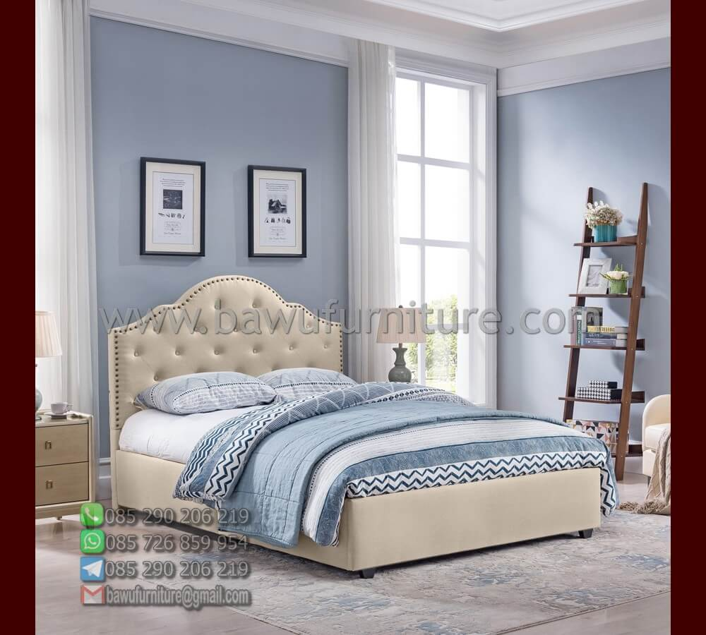 Tempat Tidur Minimalis 2