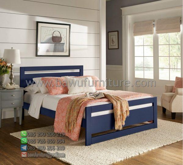 Tempat Tidur Minimalis Populer 1