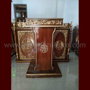 Podium Masjid Jati Minimalis