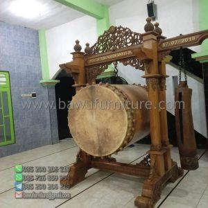 Bedug Masjid Kayu Jati