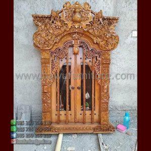 Jendela Gebyok Bali