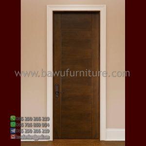 Pintu Kamar Jati Minimalis