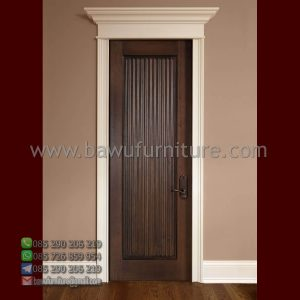 Pintu Kamar Kayu