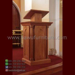 Mimbar Gereja Jati