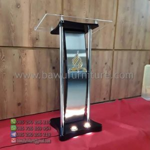 Podium Stainless Modern