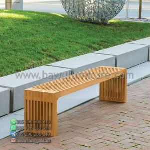Bangku Taman Minimalis Modern