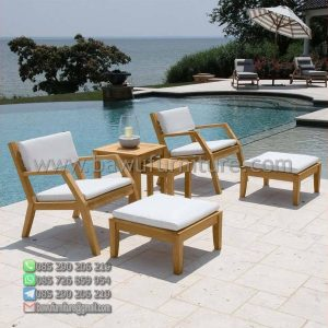 Kursi Kolam Renang Resort