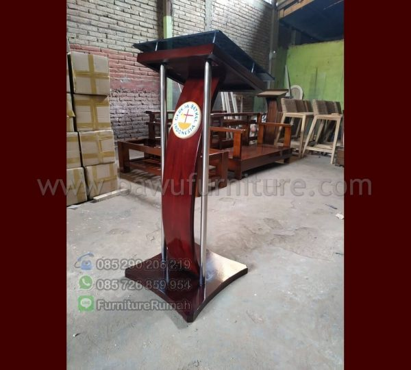 Harga Podium Modern Gereja Bathel Indonesia