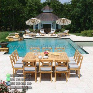 Set Kursi Garden Villa