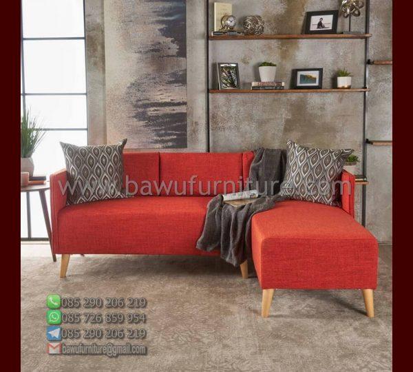 Sofa Sudut Sederhana Murah