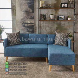 Sofa Sudut Sederhana