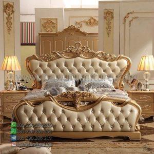 Tempat Tidur Jok Klasik