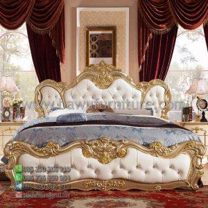 Tempat Tidur Jok Ukiran