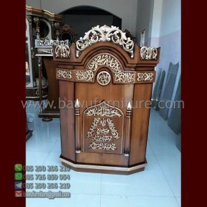 Mimbar Ceramah Masjid Bekasi