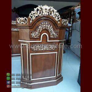 Mimbar Ceramah Masjid Tangerang