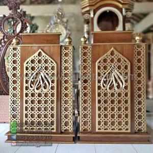 Mimbar Masjid Minimalis Bandung