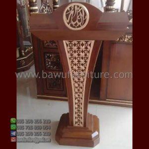 Podium Jati Indramayu
