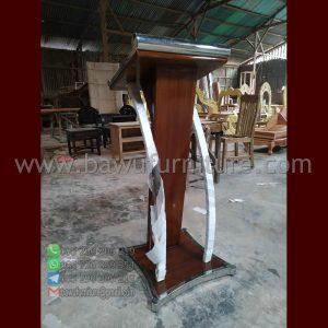 Podium Minimalis Stainless Cirebon