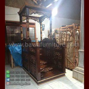 Mimbar Masjid Brebes