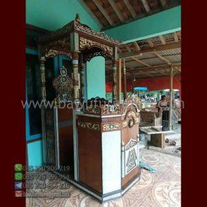 Mimbar Masjid Grobogan