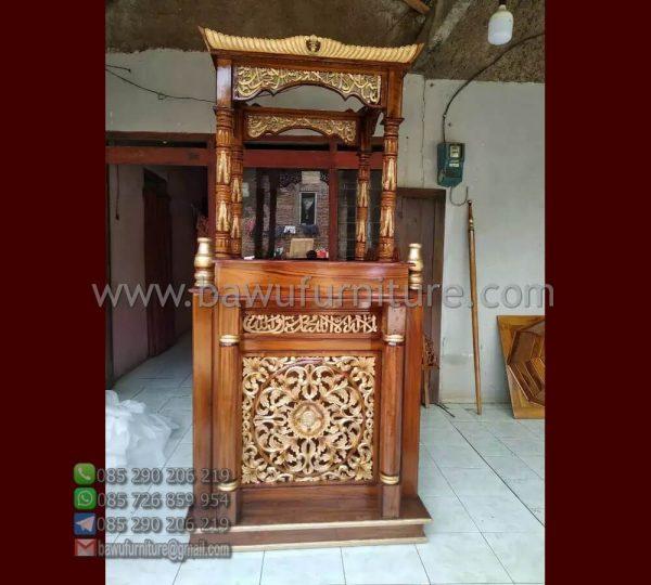 Mimbar Masjid Klaten