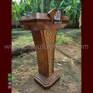 Podium Mushola Nurul Hidayah