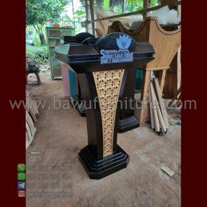 Podium Pidato SMK Barunawati