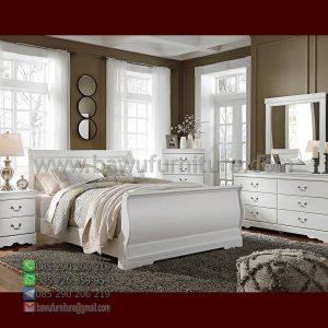 Kamar Set Warna Putih