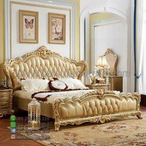 Tempat Tidur Klasik Jok