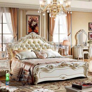 Tempat Tidur Duco Putih