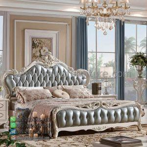 Tempat Tidur Mewah Elegan