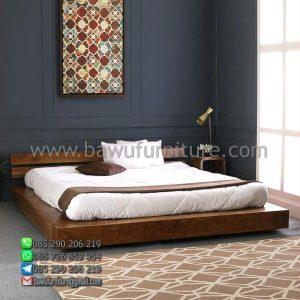 Tempat Tidur Minimalis Lesehan