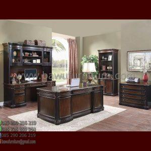 1 Set Meja Kantor