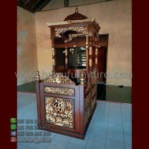 Mimbar Masjid Bekasi